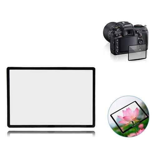 Nikon D90 İçin Pro.Optical Lcd Ekran Koruyucu 0.5Mm Cam