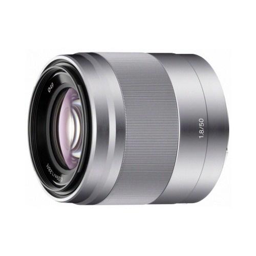 Sony Sel-50F18 Nex Serisi İçin Portre Objektifi