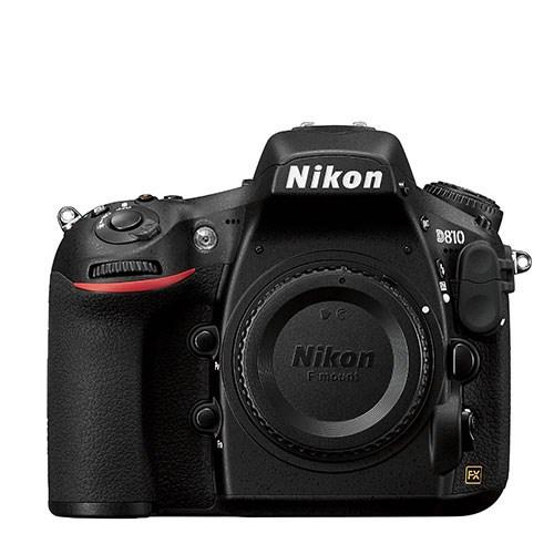 Nikon D810 Body Fotoğraf Makinası