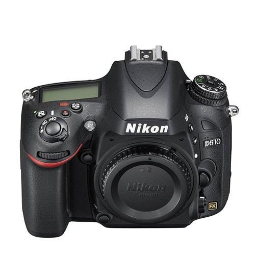 Nikon D610 Body Slr Fotoğraf Makinesi (İthalatçı Garantili)