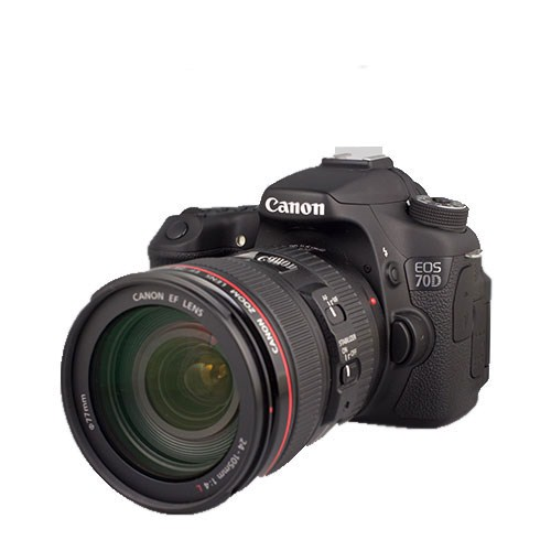 Canon 70D + 24-105 Mm Is Fotoğraf Makinesi