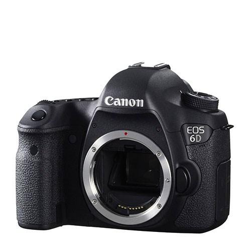 Canon 6D Body Slr Fotoğraf Makinesi (İthalatçı Garantili)