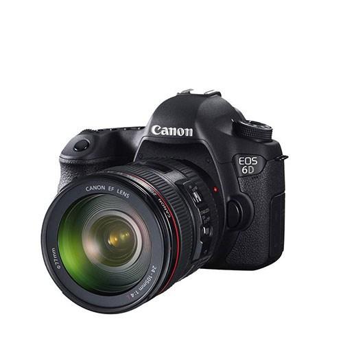 Canon 6D + 24-105 Mm Lens Slr Fotoğraf Makinesi