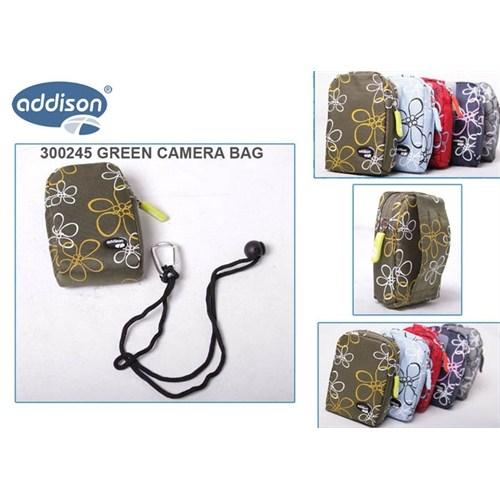Addison 300245 Yeşil Kamera Çantası
