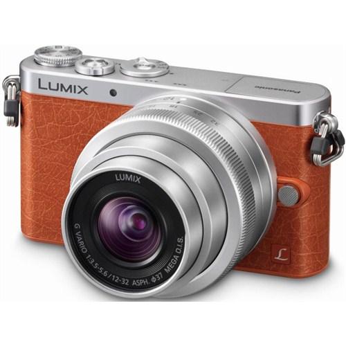 Panasonic Lumix DMC-GM1K 12-32mm Aynasız Dijital Fotoğraf Makinesi