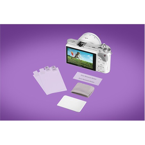 Samsung Fotoğraf Makinası Ekran Koruyucu ED-SPNX300 Screen Protector