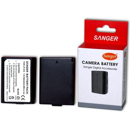 Canon Lp-E10 Lpe10 Sanger Batarya Pil
