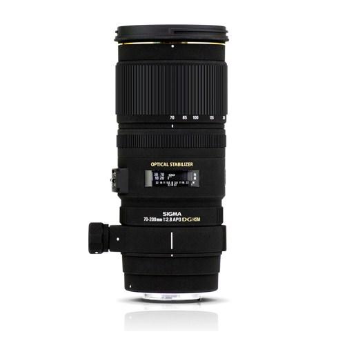 Sigma 70-200MM F/2.8 EX DG OS Objektif 589955