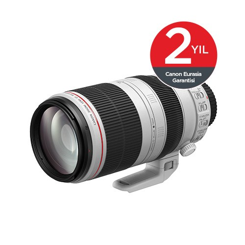 Canon EF100-400MM F4.5-5.6 L IS II USM Objektif