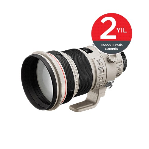 Canon EF200MM F2L IS USM Objektif