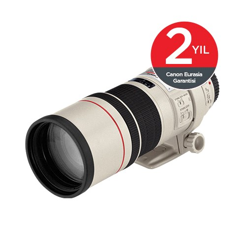 Canon EF300MM F4L IS USM Objektif