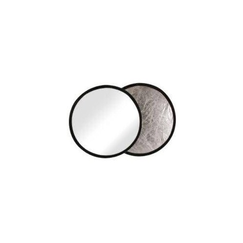 Weifeng 56 Cm White/Silver (Beyaz/Gümüş) Çiftli Yansıtıcı