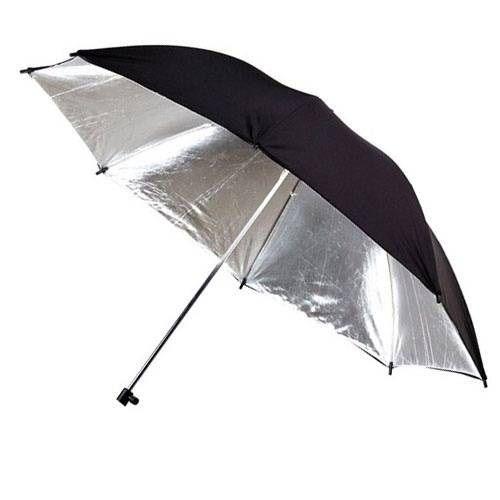 Weifeng Ur02 40\'\' 102 Cm Reflektör Şemsiye Gümüş