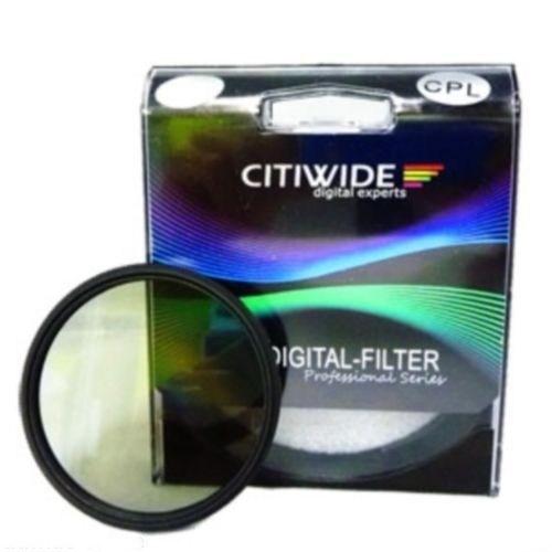 Citiwide 49Mm Cir Cpl Circular Polarize Filtre