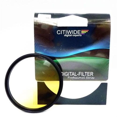 Citiwide 52Mm Gradual Degrade Kademeli Sarı Filtre