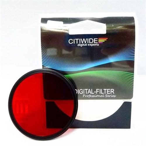 Citiwide 67Mm Full Kırmızı Filtre