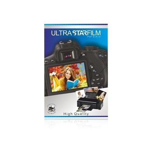 Ultra Starfilm 50 Adet A4 Parlak Kuşe Kağıt 300 Gram (Tüm Mürekkepli Yazıcılar İçin)