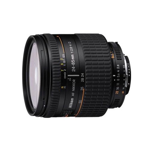 Nikon 24-85MM F2.8-4 AF Zoom Nikkor D Lens