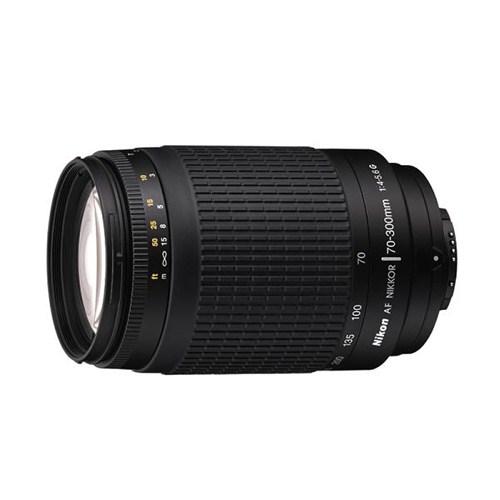 Nikon AF 70-300 G Black Objektif