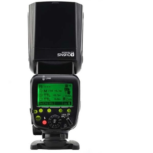 Shanny Sn910+ Master Ttl Speedlite Harici Flaş (Nikon Uyumlu)
