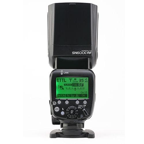 Shanny Sn600c-Rf Master Ttl Speedlite Harici Flaş (Canon Uyumlu)