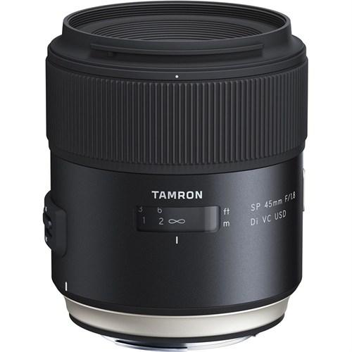Tamron 45MM F/1,8 VC USD Objektif Canon Uyumlu - F013E