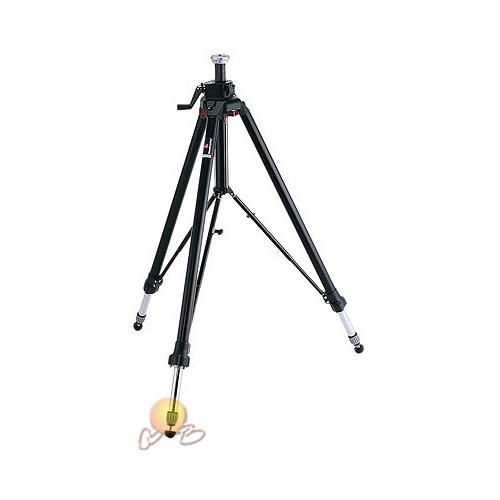 Manfrotto 058B TRIAUT TRIPOD BLACK 058B