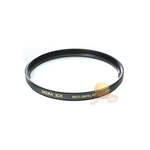 Sigma 82MM EX DG Multi-coated UV Filtre (276404081)