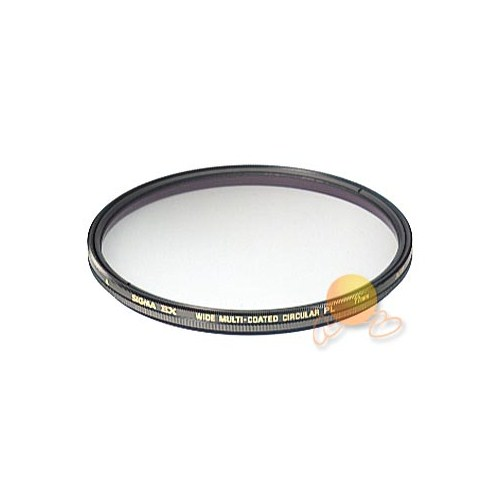 Sigma 86MM EX DG Wide Multi-coated Circular Polorize Filtre (276405087)