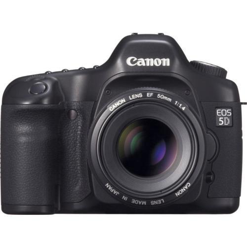 """Canon EOS 5D Mark II Body 21.1 MP 3.0"""" SLR Dijital Fotoğraf Makinesi"""