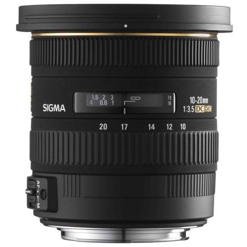 Sigma 10-20MM F/3.5 Ex Dc Asp HSM IF Objektif 271001025