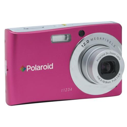 "Polaroid t1234 12MP 3x Optik Zoom 3.0"" LCD Dijital Fotoğraf Makinesi"