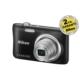 Nikon Coolpix A100 Black Dijital Kompakt Fotoğraf Makinesi