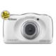 Nikon Coolpix S33 White Dijital Kompakt Fotoğraf Makinesi