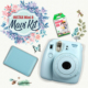 Fujifilm Instax Mini 8 Şipşak Makine 3'lü Kit Mavi