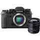 Fujifilm X-T2 Siyah + Fujifilm Fujinon XF 18-55mm F2.8-4 R LM OIS