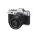 Fujifilm X-T10 Gümüş + 18-55 Basic Kit 2