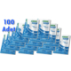 Green Clean Islak & Kuru Optik Temizleme Mendili (100'lük Paket)