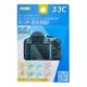 JJC Ultra İnce LCD Ekran Koruyucu (Nikon D3300, D3200)