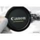 Canon 62Mm Snap On Lens Kapağı - %100 Sıfır - Şık Tasarım