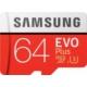 Samsung Evo Plus 64GB Microsd Hafıza Kartı MB-MC64GA/TR