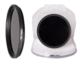 Haskan Canon 18-55mm Lens İçin 58mm ND1000 10 Stop Filtre