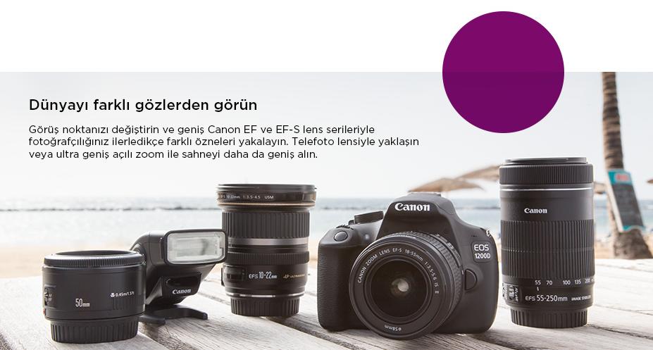 Canon Eos 1200D 18-55 mm IS SLR Dijital Fotoğraf Makinesi Fiyatı
