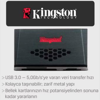 Kingston USB 3.0 Media Reader