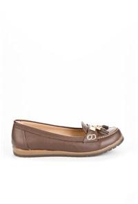 Bambi Kadın Ayakkabı Kahverengi
