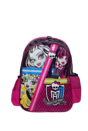 Monster High Çocuk Sırt Çantası 62407 Pembe 28*37*14
