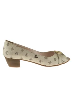 Pierre Cardin 45101 On Acik Altın Kadın Ayakkabı