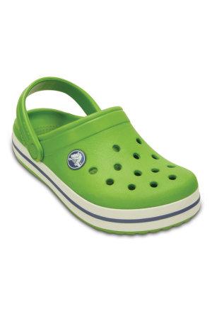 Crocs Crocband Kids Clog Yeşil Çocuk Terlik