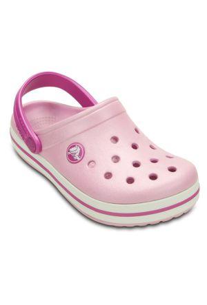Crocs Crocband Kids Clog Pembe Çocuk Terlik