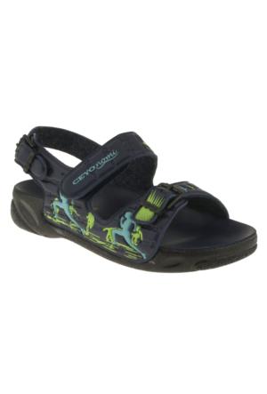 Ceyonomi Capri17 Lacivert Çocuk Sandalet